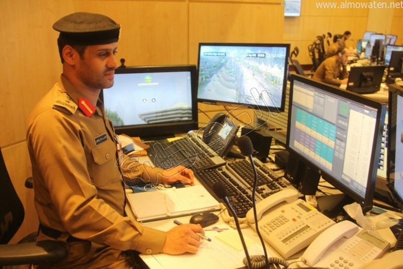 مركز القيادة والسيطرة بمبنى الأمن العام (45)