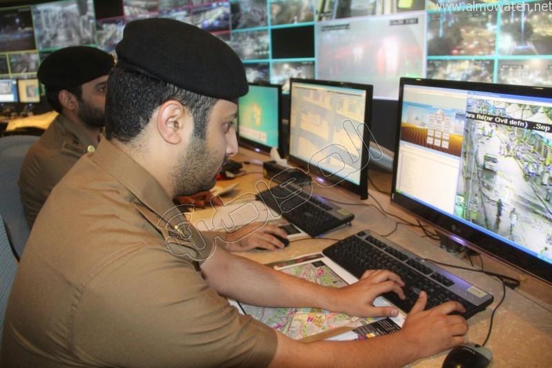 مركز القيادة والسيطرة بمبنى الأمن العام (46)