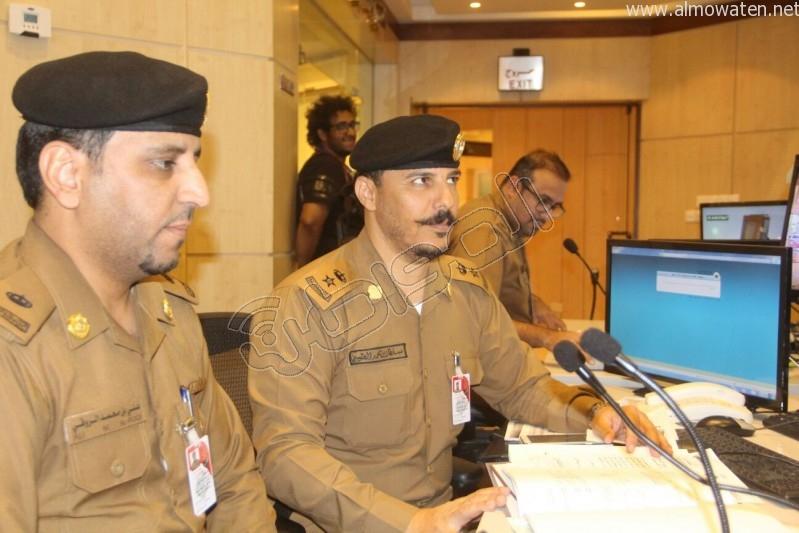 مركز القيادة والسيطرة بمبنى الأمن العام (47)