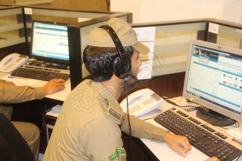 مركز القيادة والسيطرة بمبنى الأمن العام (48)