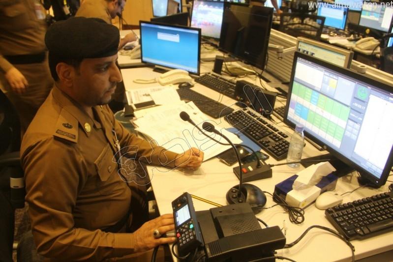 مركز القيادة والسيطرة بمبنى الأمن العام (49)
