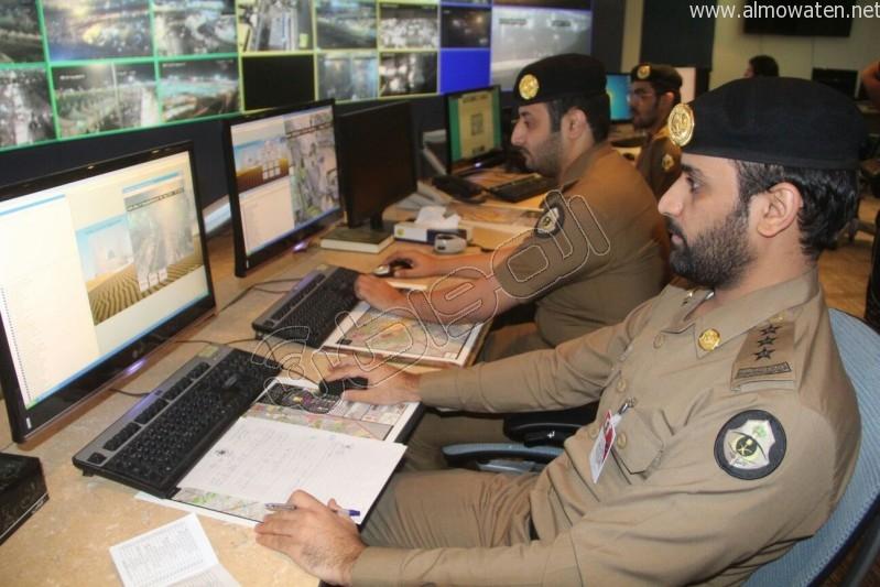 مركز القيادة والسيطرة بمبنى الأمن العام (5)
