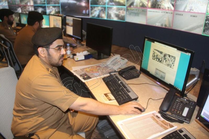 مركز القيادة والسيطرة بمبنى الأمن العام (51)