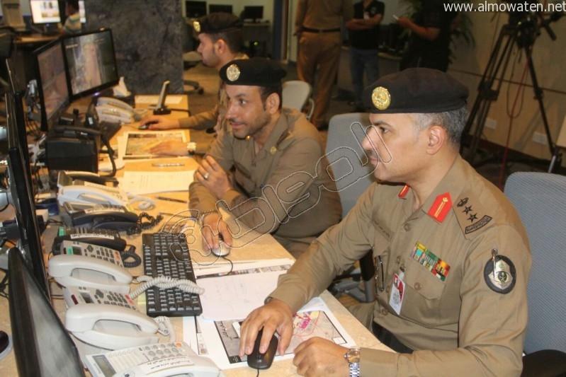 مركز القيادة والسيطرة بمبنى الأمن العام (52)