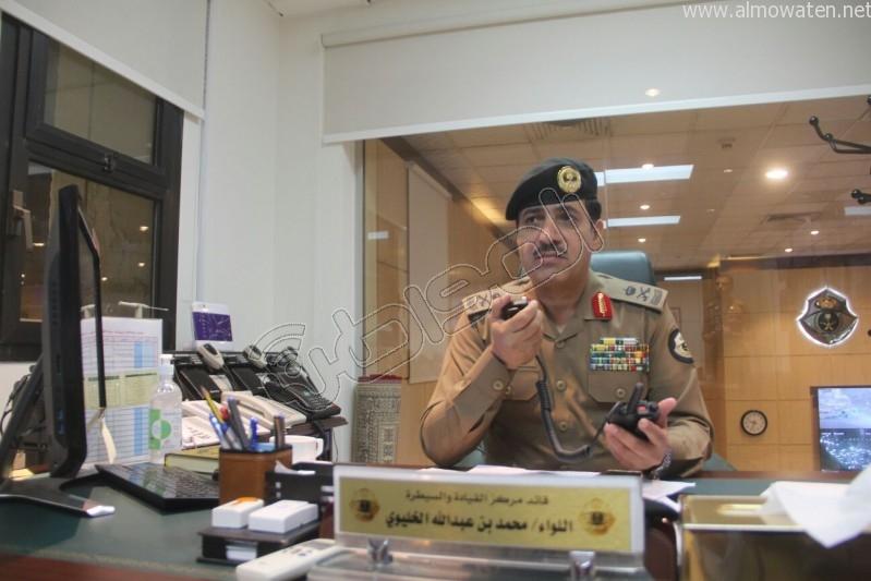 مركز القيادة والسيطرة بمبنى الأمن العام (53)