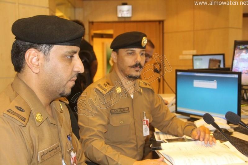 مركز القيادة والسيطرة بمبنى الأمن العام (57)