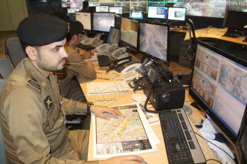 مركز القيادة والسيطرة بمبنى الأمن العام (58)