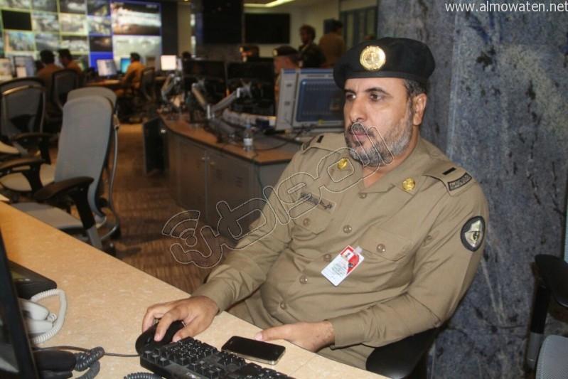مركز القيادة والسيطرة بمبنى الأمن العام (63)