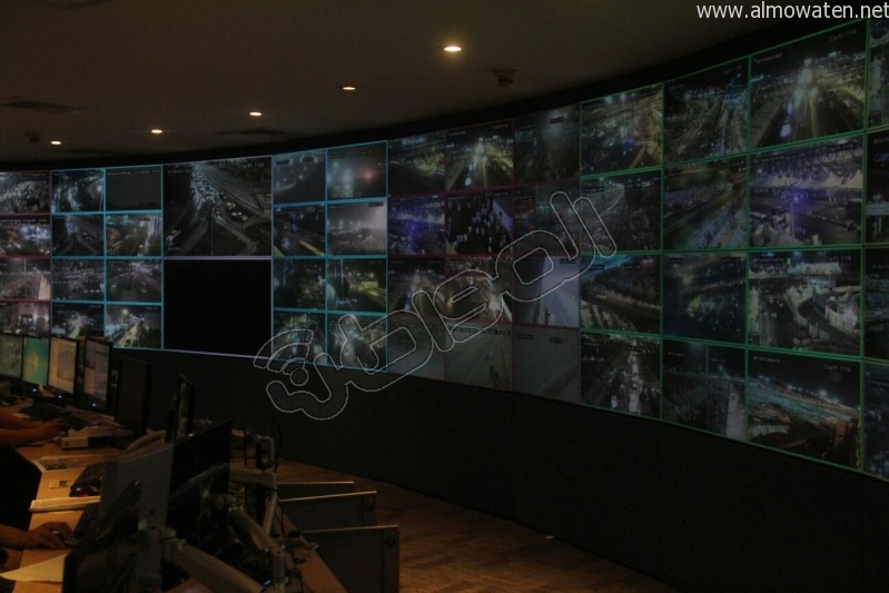 مركز القيادة والسيطرة بمبنى الأمن العام (67)