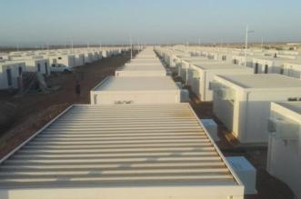 بالصور.. مركز الملك سلمان للإغاثة ينهي بناء 255 وحدة للاجئي اليمن في جيبوتي - المواطن