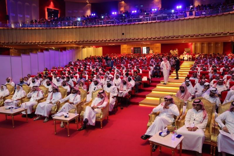 مركز الملك سلمان للشباب ينظم ملتقى جرب لتحفيز الشباب نحو المعرفة (1)