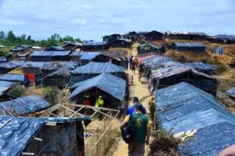 فريق مركز الملك سلمان للإغاثة يستطلع احتياجات الروهينجا في بنجلاديش - المواطن