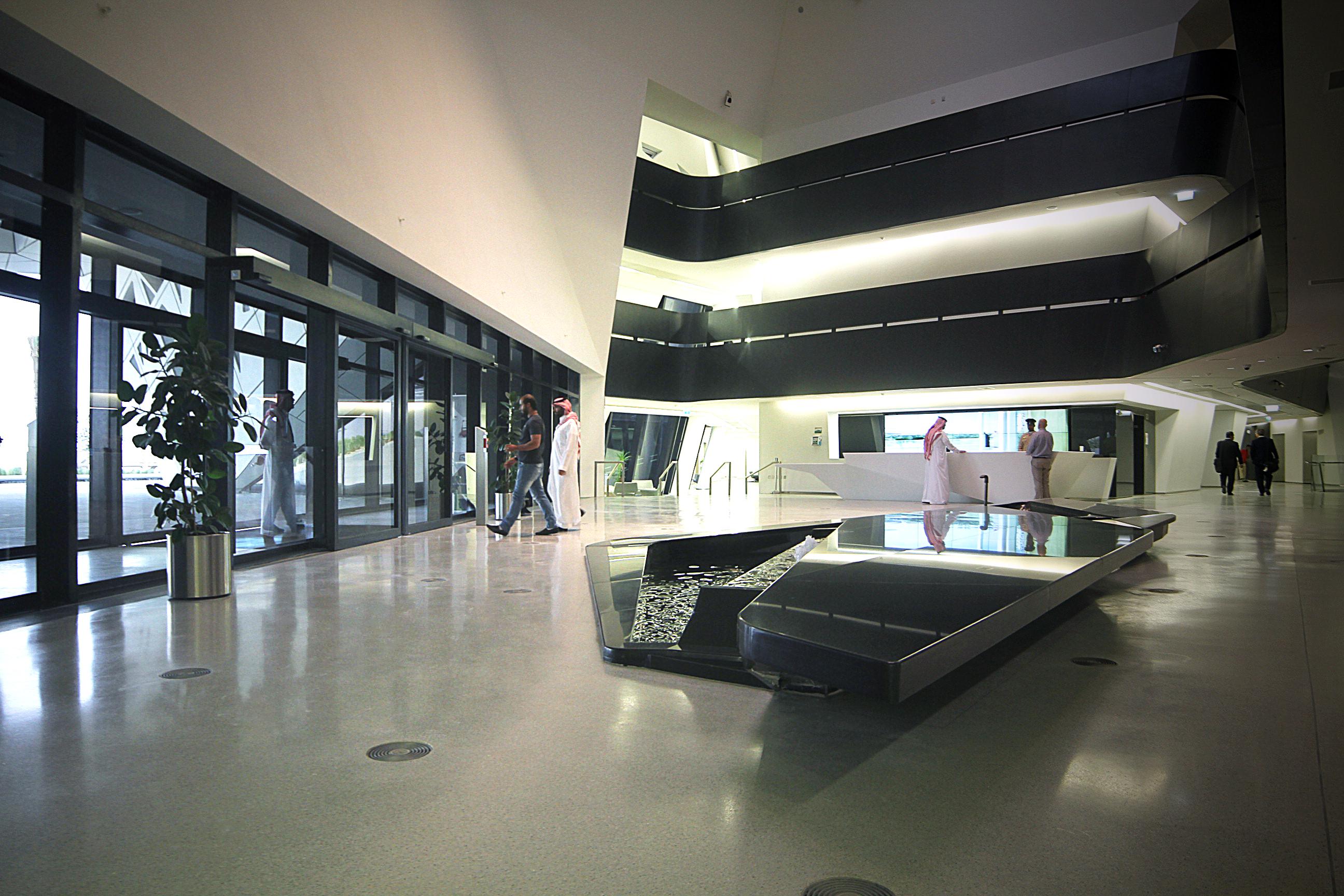 مركز الملك عبدالله للدراسات و البحوث البترولية (3)