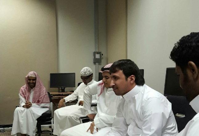 مركز الملك عبد العزيز للحوار الوطني يعقد برنامج تدريبي للمكفوفين (3)