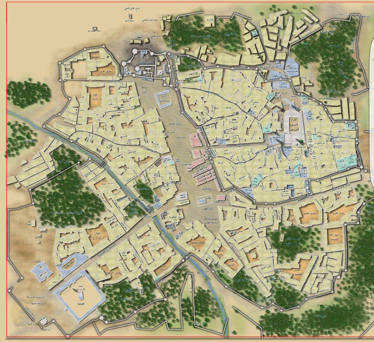 هكذا كانت تبدو المدينة المنورة قبل 100 عام صحيفة المواطن الإلكترونية