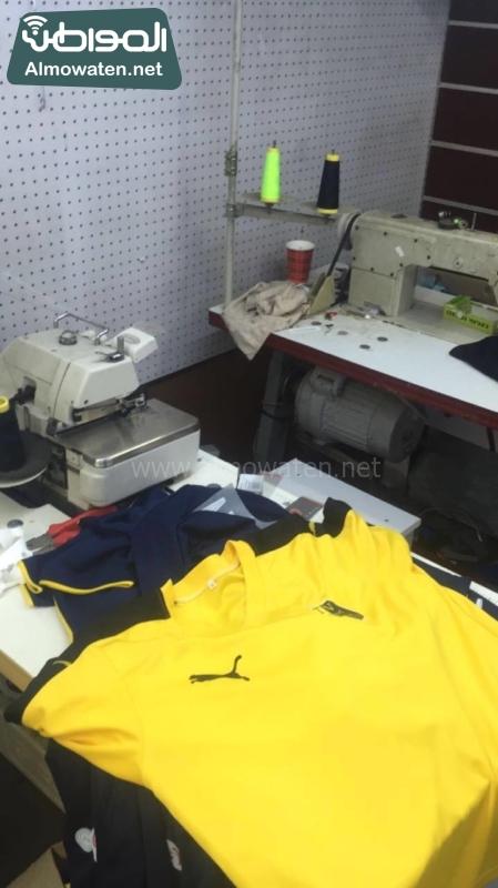 مزوري الملابس  (1) 