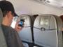 مسافر مصدوم يوثق اِستعراض راكب لمقطع أحداث سبتمبر
