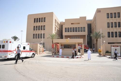 مستشفى الحرس الوطني بالرياض