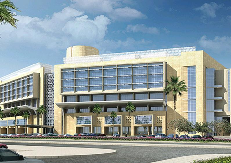 مستشفى الملك عبدالله