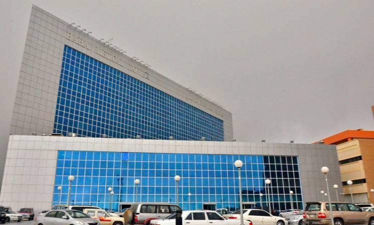 مستشفى الملك فهد بالباحة