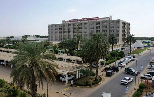 مستشفى الملك فهد بجازان