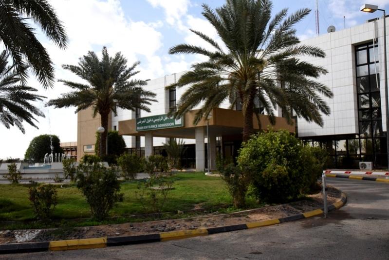 مستشفى دومة الجندل العام