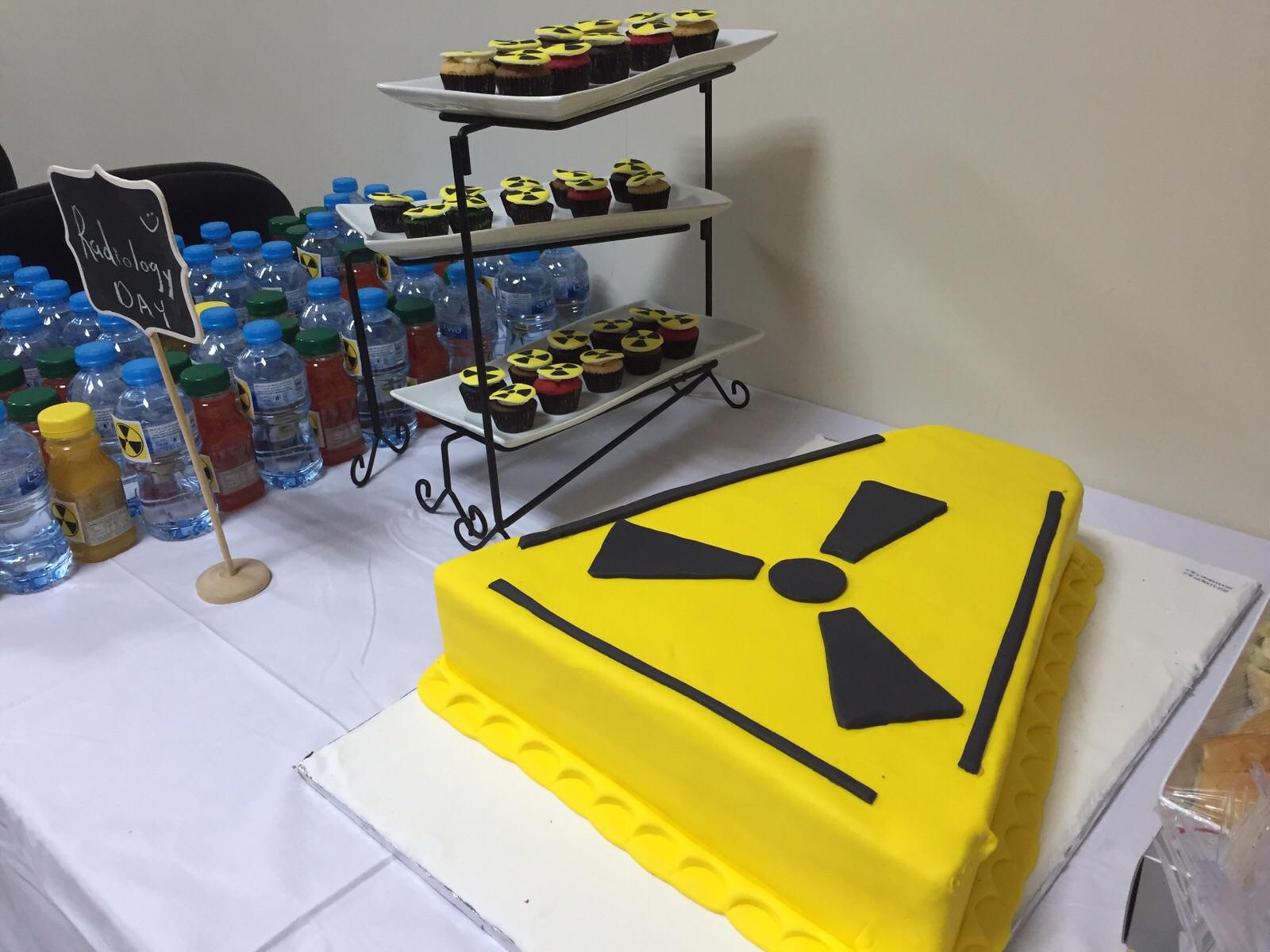 مستشفى #رماح يحتفل باليوم العالمي للأشعة (3)