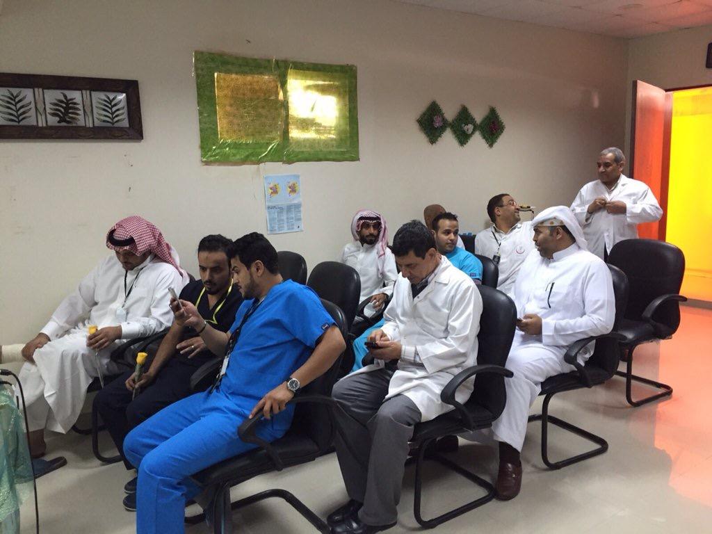 مستشفى #رماح يحتفل باليوم العالمي للأشعة (5)