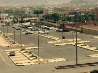 منسوبو مستشفى #محايل يمنحون المرضى مواقف مركباتهم