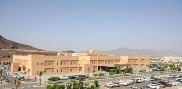 مستشفى محايل