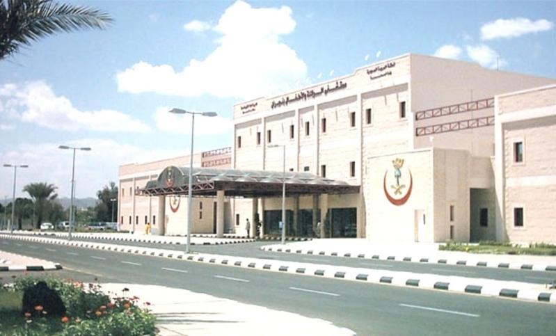 مستشفى نجران