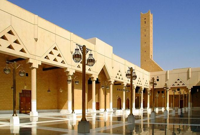 مسجد الامام تركي بن عبدالله
