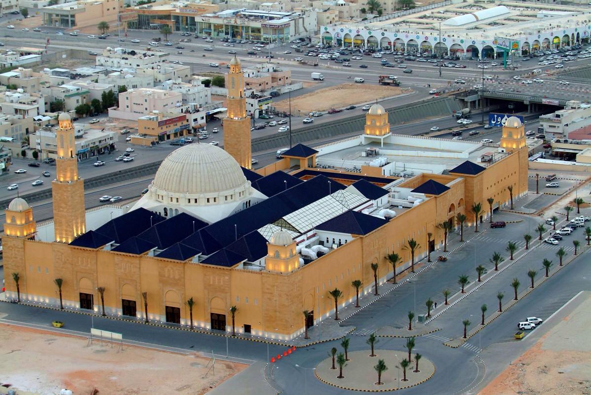 مسجد الراجحي الرياض 1