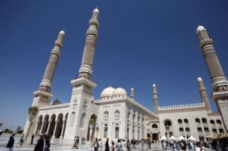 الحوثيون يغيرون اسم مسجد جامع الصالح - المواطن