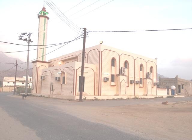 مسجد بتهامة