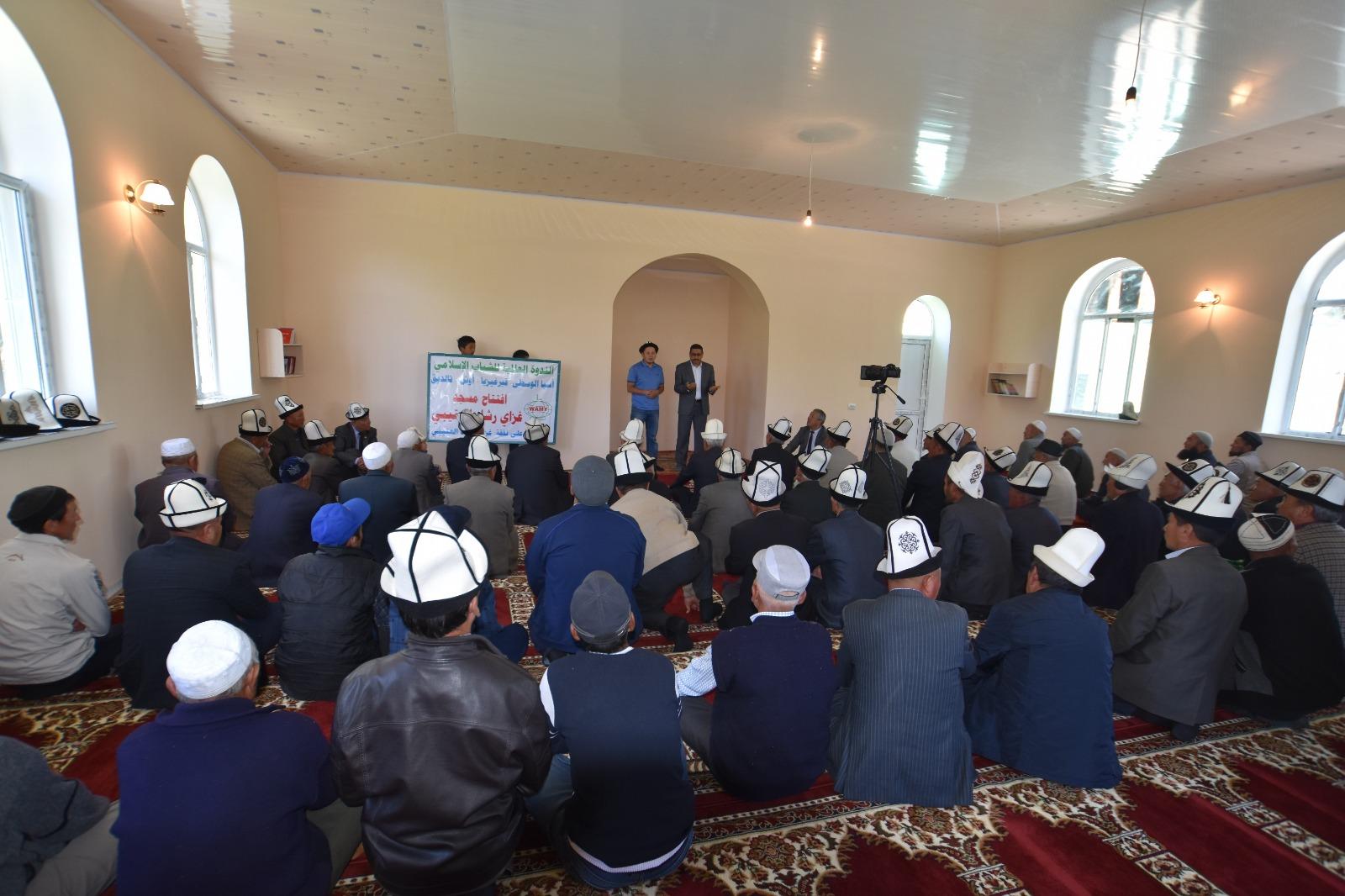 مسجد قيرغيزيا1