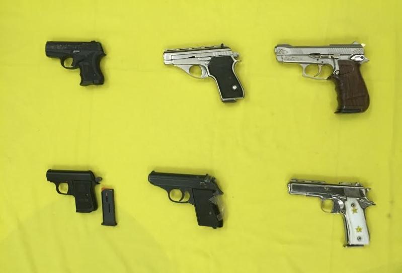 مسدس - اسلحة