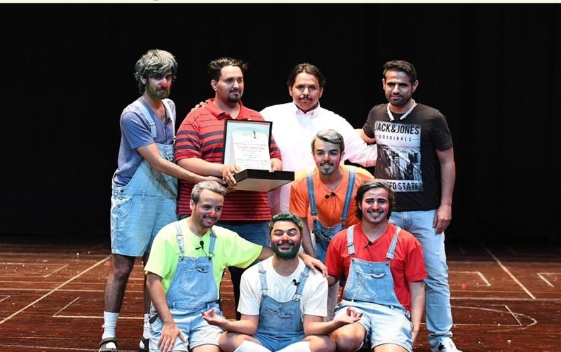 مسرحية الأقزام تختتم مهرجان مسرح الطفل