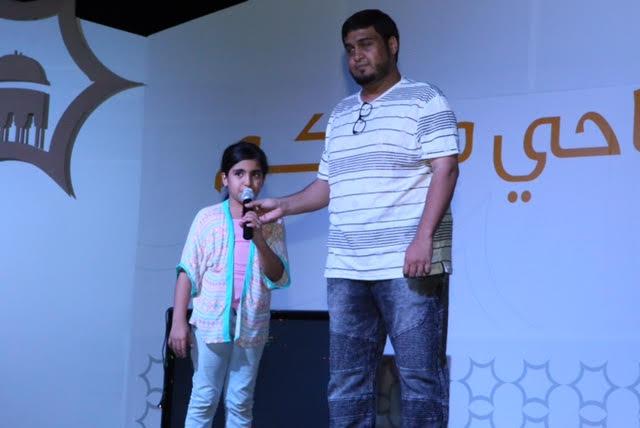 مسرح الطفل يرسم البسمة على محيا الصغار في مهرجان صيف رفحاء 19