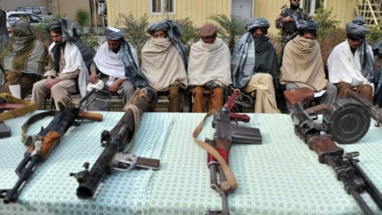مسلحون - افغانستان