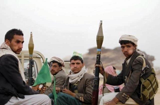 مسلحون-الحوثي