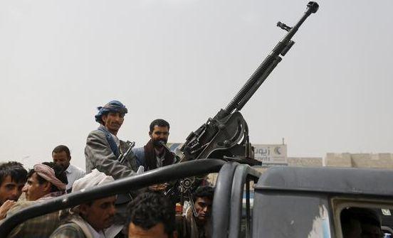 مسلحون-حوثيون