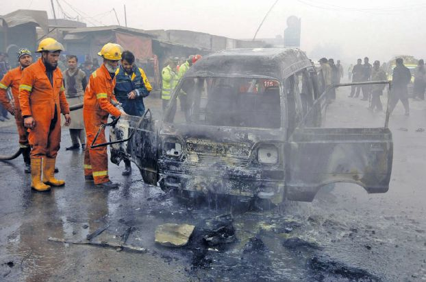مسلحون-يهاجمون-جامعة-في-باكستان