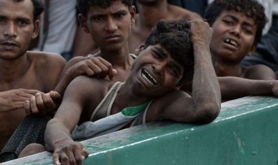 ارتفاع عدد اللاجئين الروهينجا في بنجلاديش إلى 582 ألف شخص