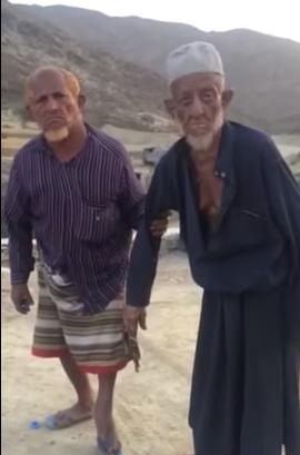 في رجال ألمع .. مسنان يعانيان العوز والفقر - المواطن