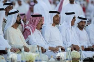 """الصحف الإماراتية تحتفي بمشاركة خادم الحرمين بـ """"مسيرة الاتحاد"""" - المواطن"""
