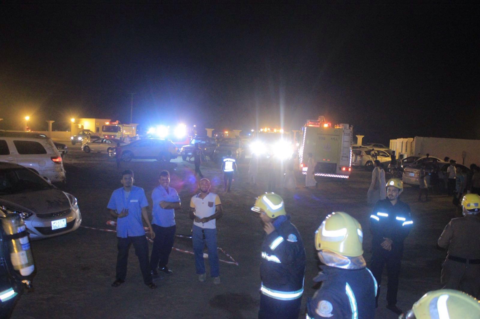 مشاجرة نسائية في صالة أفراح في أبو عريش تنتهي بإصابة سيدة (1)