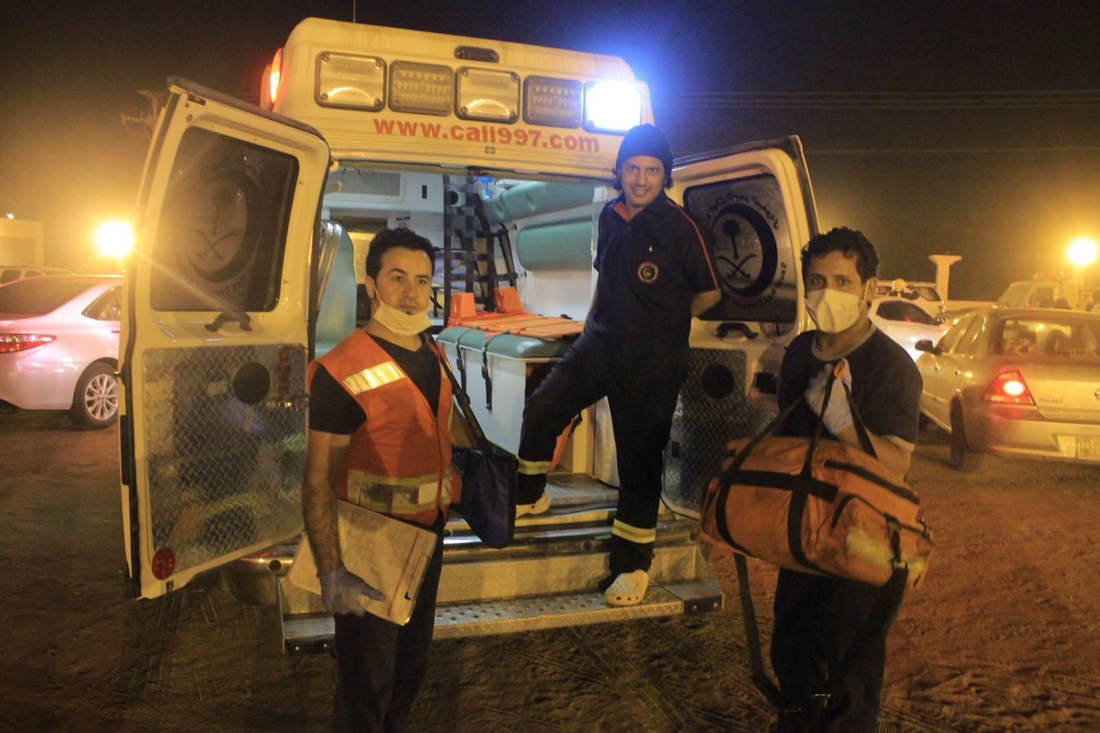 مشاجرة نسائية في صالة أفراح في أبو عريش تنتهي بإصابة سيدة (3)