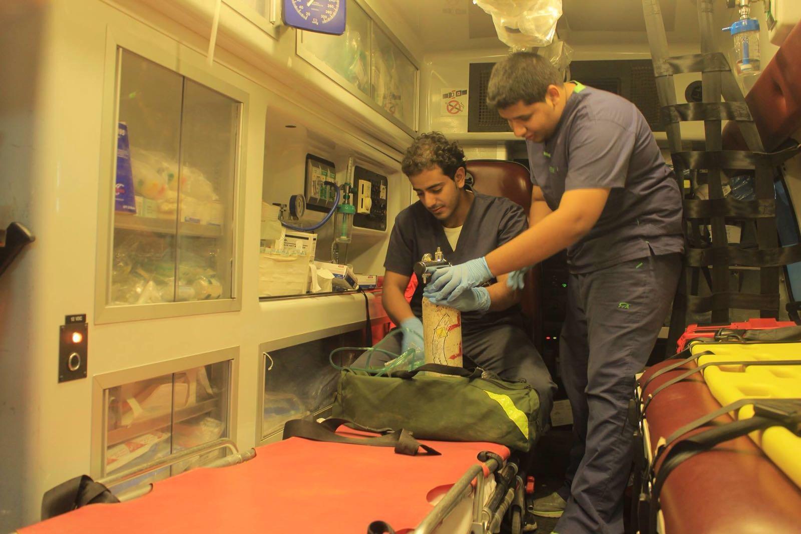 مشاجرة نسائية في صالة أفراح في أبو عريش تنتهي بإصابة سيدة (4)