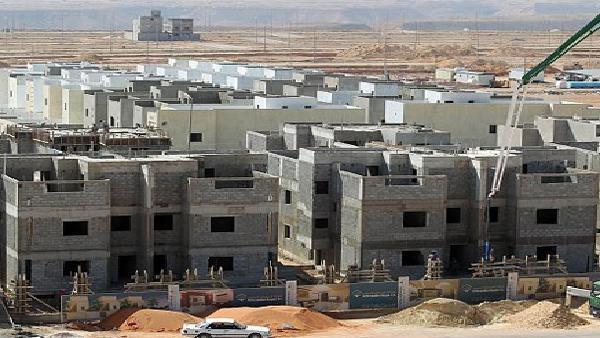 مشاريع الاسكان